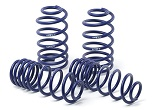 H&R Sport Lowering Springs, 2015+Renegade 4WD / 2016+ Fiat 500x 4WD