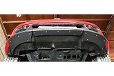 ProTEKt Front Bumper Skid Plate Kit, 2012+ Fiat 500 Abarth