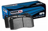 Hawk HPS Front Brake Pads, 2012-19 Chevrolet Sonic 1.4L Turbo