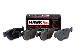 Hawk HP+ Race Front Brake Pads, 2012-19 Chevrolet Sonic 1.4L Turbo
