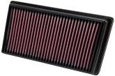 K&N Drop-In Air Filter, 2012-19 Chevrolet Sonic