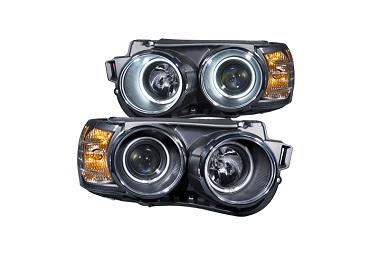 Anzo Halo Projector Headlights, 12-15 Chevrolet Sonic