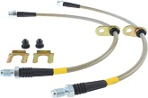 StopTech Stainless Steel Brake Lines (Front), 2013-18 Focus ST/16-18 Focus RS