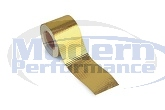 DEI Reflect-A-Gold Heat Reflective tape for Intakes/Piping/etc