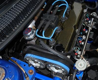 Granatelli Spark Plug Wires, 03-05 Neon SRT-4 / 01-10 PT Cruiser ...