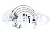 Russell Brake Line Kit (Rear Drum), 95-99 Neon