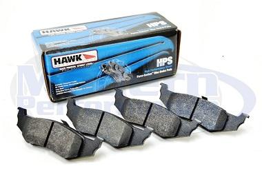 Hawk HPS Rear Brake Pads, 95-05 Neon / 01-10 PT Cruiser