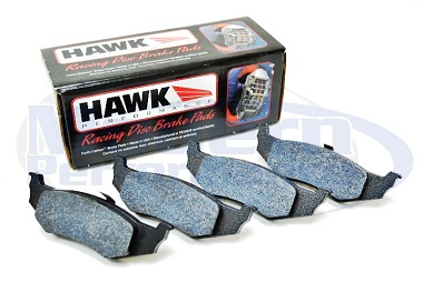 Hawk HP+ Rear Brake Pads, 95-05 Neon / 01-10 PT Cruiser