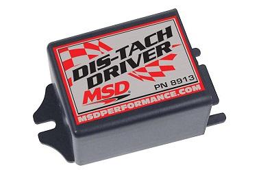 MSD Tach Driver