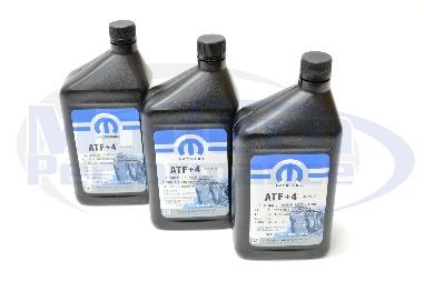 Dodge Dart Srt >> Mopar Transmission Fluid (ATF+4), 08-09 Caliber SRT-4 ...