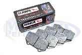 Hawk HP+ Front Brake Pads, 08-10 Cobalt SS