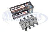 Hawk HP+ Rear Brake Pads, 08-10 Cobalt SS