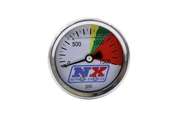 Nitrous Express Bottle Pressure Gauge