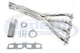 TTi Long Tube Header, 95-99 Neon DOHC / 01-10 Chrysler PT Cruiser