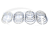 JE Piston Rings, 03-05 Neon SRT-4 / 95-99 Neon 2.4L Swap (Only for use with JE pistons)