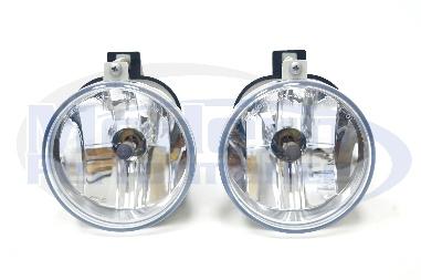 DEPO Replacement Fog Lights (Pair), 03-05 Neon / SRT-4