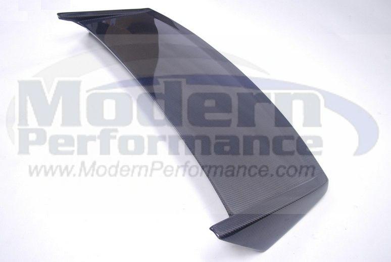 caliber cbd carbon fiber roof spoiler