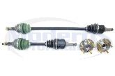 Axles, Wheel Hubs & Lug Nuts