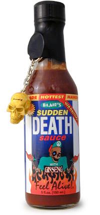 Blair's Sudden Death Hot Sauce