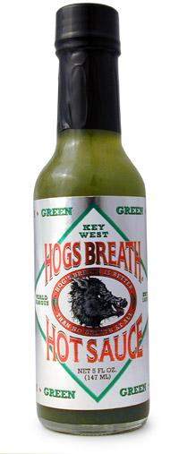 Hogs Breath Green Hot Sauce