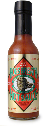 Hogs Breath Red Hot Sauce