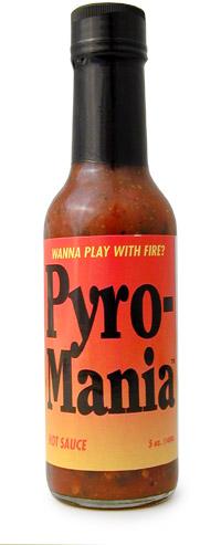 Pyromania Hot Sauce
