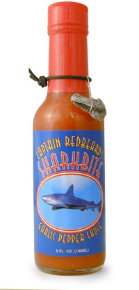 Sharkbite Garlic Hot Sauce