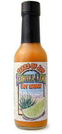 Tear's of Joy Tequila-Lime Hot Sauce