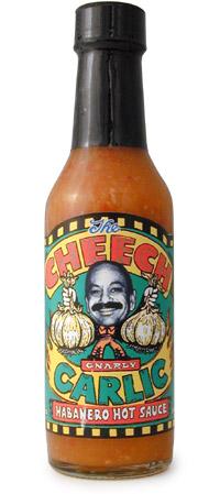 Cheech Gnarly Garlic Hot Sauce