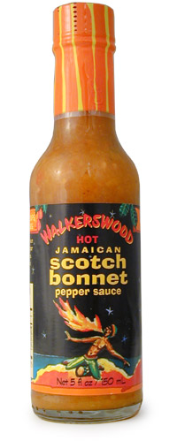 Walkerswood Jamaican Scotch Bonnet Hot Sauce