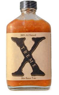 Xtreme Hot Sauce