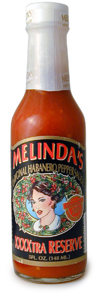Melinda's XXXX Hot Reserve Habanero Hot Sauce