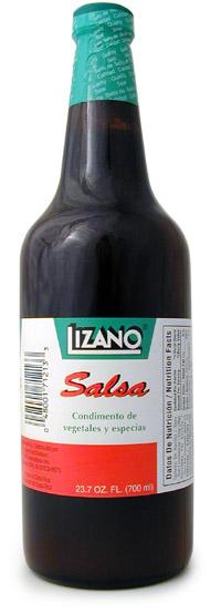 Lizano Salsa Hot Sauce