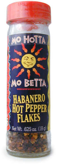 Mo Hotta Mo Betta Habanero Flakes