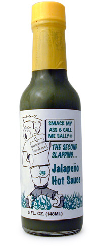 Smack My Ass & Call Me Sally-The 2nd Slapping-Jalapeno