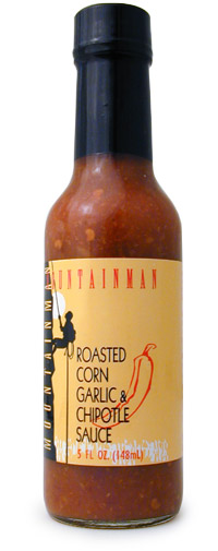 Mountainman Roasted Corn, Garlic & Chipotle Sauce