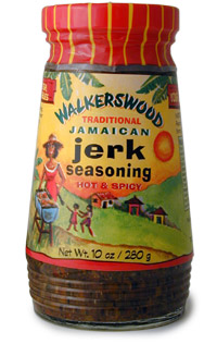 Walkerswood Traditional Jamaican Jerk Seasoning, 10 Oz.