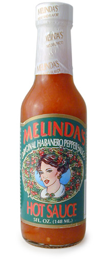 Melinda's Original Habanero Pepper Hot Sauce