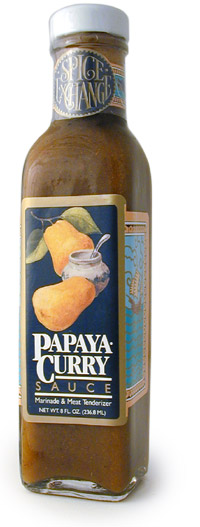 Papaya Curry by Spice Exchange