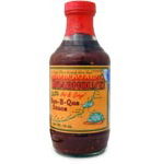 Roadhouse Hot & Spicy BBQ Sauce