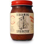 Screaming Sphincter Habanero Salsa