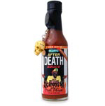 Blair's After Death Hot Sauce with Skull Key Chain