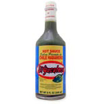 El Yucateco Salsa Picante de Chile Habanero Green Hot Sauce-8 Oz.