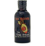 Da' Bomb Final Answer Hot Sauce Extract