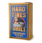 Hard Times Chili Mix - Hard Times Cinncinnati Chili Mix