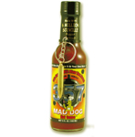 Mad Dog 357 Hot Sauce Silver Collector's Edition with Bullet Keychain