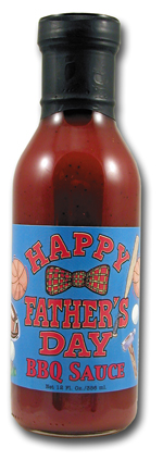 Happy Father's Day BBQ Sauce