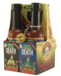 Blair's Mini Death Hot Sauce Four Pack