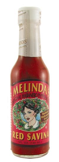 Melinda's Red Savina Habanero Sauce