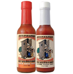 Screamin' Sphincter Sauces - Screamin' Sphincter Garlic Pepper Sauce